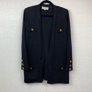 St John Collection Blazer Jacket Large Sanatana 37